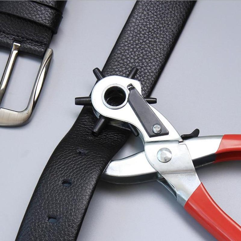 perfurador buraco redondo ferramenta fazer furador para tiras cartões pulseira
