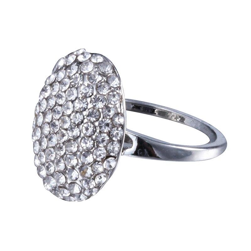 Модное очаровательное кольцо Твайлайт Белла с кристаллами Реплика обручальное свадебное кольцо ювелирные изделия Вейл фильм ювелирные изделия Размер 6 14 Кольца      АлиЭкспресс
