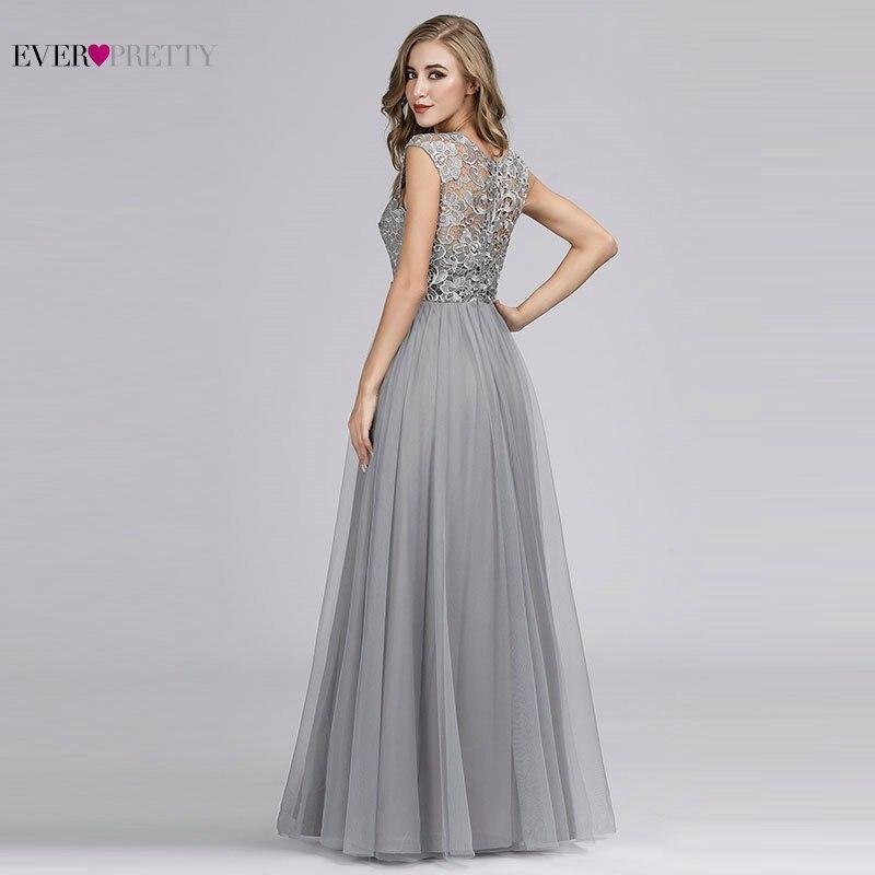 Big Discount Long Dress For Wedding Party Elegant A Line O