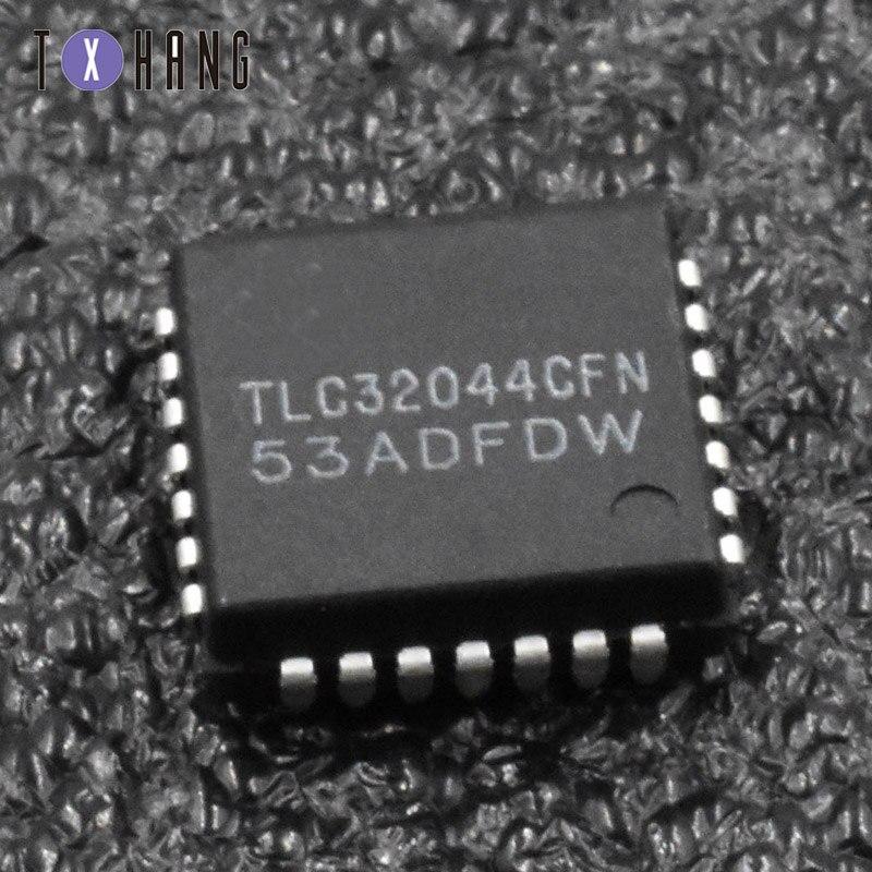 1/5Pcs TLC32044CFN 2044 Plcc Voice-Band Analoge Interface Circuits 28Pins Diy Elektronica