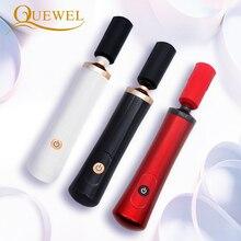 Электрический шейкер Quewel для клея, портативный инструмент для наращивания ресниц с жидкостью для завивки ресниц