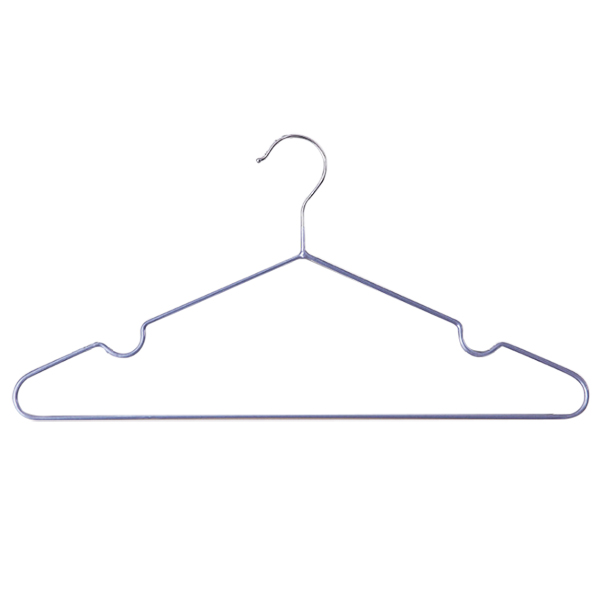 10 pcs/lot Children Adult Non Slip Metal Shirt Trouser Hook Hangers Coat Hanger Clothes Accessories Rack (gray)|Drying Racks| |  - title=
