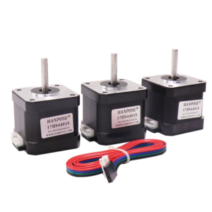 Image 3 - Motor paso a paso de 40 cm, longitud corporal de 40mm, controlador de potencia USB, controlador de 3 uds, impresión 3D TB6600, 17HS4401S