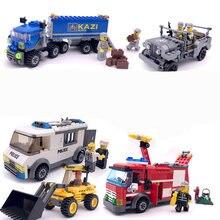 Грузовик инженерный грузовик пожарная машина совместимые сборные