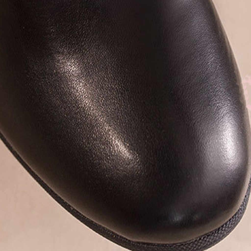 Superficiale Cuneo Slash Decorazione In Metallo Stivali Da Pioggia Donne Breve Inverno Scarpe Delle Donne Della Piattaforma di Stile Britannico Dell'annata di Anti-skid Scarpe