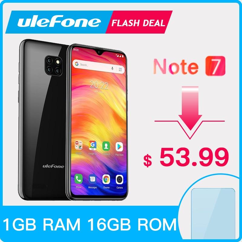 Ulefone Note 7 Smartphone…