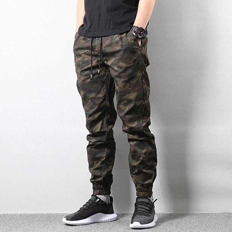 Pantalones Cargo De Camuflaje Para Hombre Pantalon Tactico Militar Informal Para Correr Bosque Tropical 2020 Pantalones Informales Aliexpress