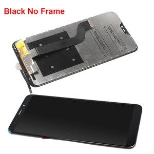 "Image 4 - ل شاومي Redmi 5 Plus شاشة LCD تعمل باللمس 100% جديد FHD 5.99 ""محول الأرقام الجمعية استبدال ملحق ل Redmi5 زائد"