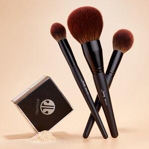 Image 5 - Jessup Pinceaux Maquillage Faceแปรงแต่งหน้าชุดสีดำคอนซีลเลอร์Crease Shader Liner 3 21Pcsเครื่องสำอางแปรงt271