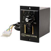 25 Watt Power AC 220V Gear Motor Speed Control Variable Controller