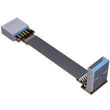 Fita Plana Cabo USB 3.0 Super Speed Cabo de Extensão USB Macho para Fêmea 0.5m 1m 1.5m 2m 3m USB Extensor Cabo de Sincronização de Transferência de Dados