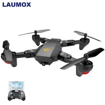 VISUO XS809HW XS809W Selfie Drone With Wide Angle HD Camera Drone Three-speed Shift WiFi FPV RC Quadcopter Helicopter Mini Dron