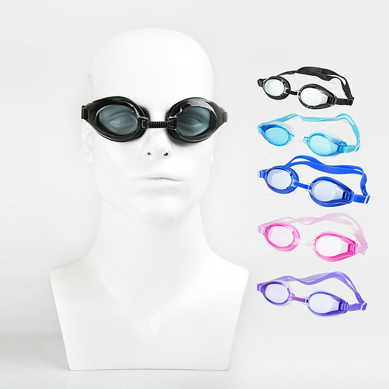 Men Women Adult Swimming Eyeglasses Frame Pool Sport Eyeglasses Spectacles Waterproof Swim Goggles Glasses New Silica Gel
