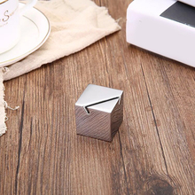 Stainless Steel Menu Base Memo Photo Picture Clip Decoration Base Holiday