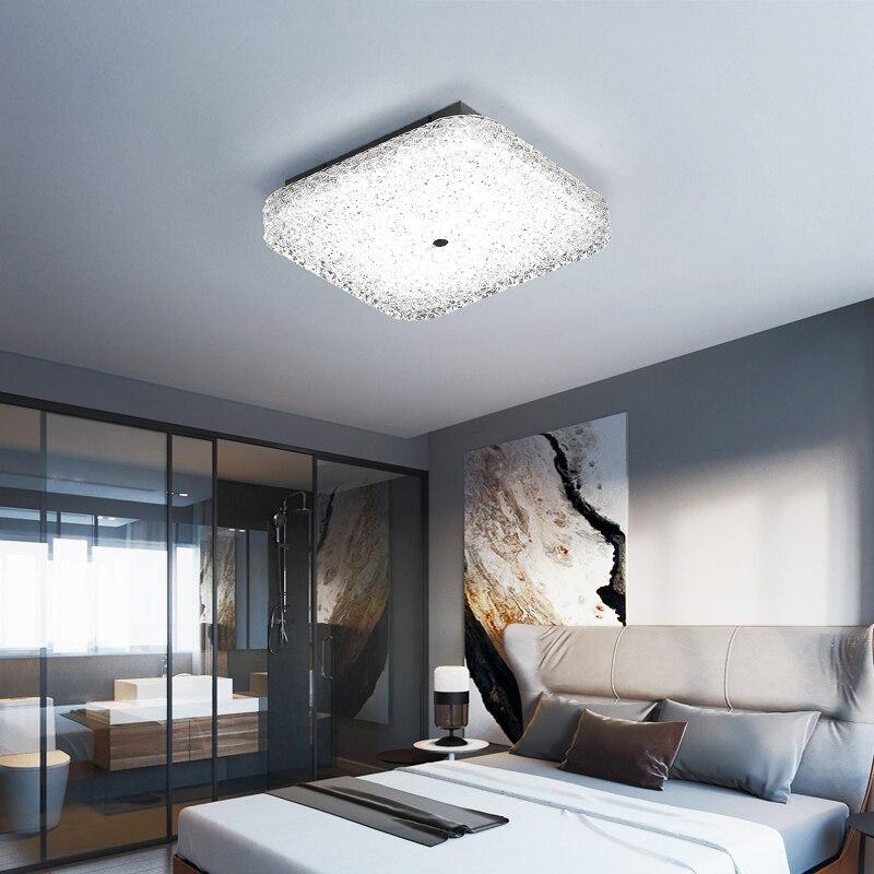 Iluminação lustre para sala de estar quarto AC85-265V lampadari moderno lampadario lustres modernos sala
