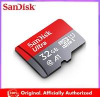 SanDisk Ultra micro sd-karte 64GB 32GB 16GB 128GB 8GB microSDHC/micro SDXC UHS-I speicher Karte 80 MB/s TF Karte Für Smartphone