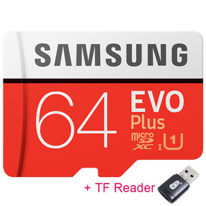 Image 5 - 삼성 전자 마이크로 SD 128 기가 바이트 64 기가 바이트 32 기가 바이트 메모리 카드 256 기가 바이트 Class10 Microsd SDHC/SDXC TF C10 OTG 카드 리더 헤더 SD 카드 512 기가 바이트