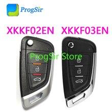 Xhorse VVDI 와이어 유형 원격 XKKF02EN XKKF03EN