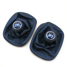 Boot Shift-Knob Vw Passat 6-SPEED 2002 2004 2001 for 3bg/2001/2002/.. Car-Styling