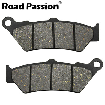 Motorcycle Rear Brake Pads for BMW R 1200 GS R1200 GS 13-15 R1200 GS R1200GS Adventure 14-15 R1200R R 1200 R / RS 2015 image