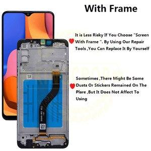 Image 5 - Pour Samsung galaxy A20s lcd numériseur écran tactile pour Samsung A207F/DS A207FN A207U A207W A207G/DS lcd avec cadre