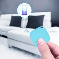 Dispositivo anti-perdita a forma di diamante funzione di ricerca di oggetti a due vie allarme localizzatore Bluetooth ricerca di posizionamento APP Smart Tracker