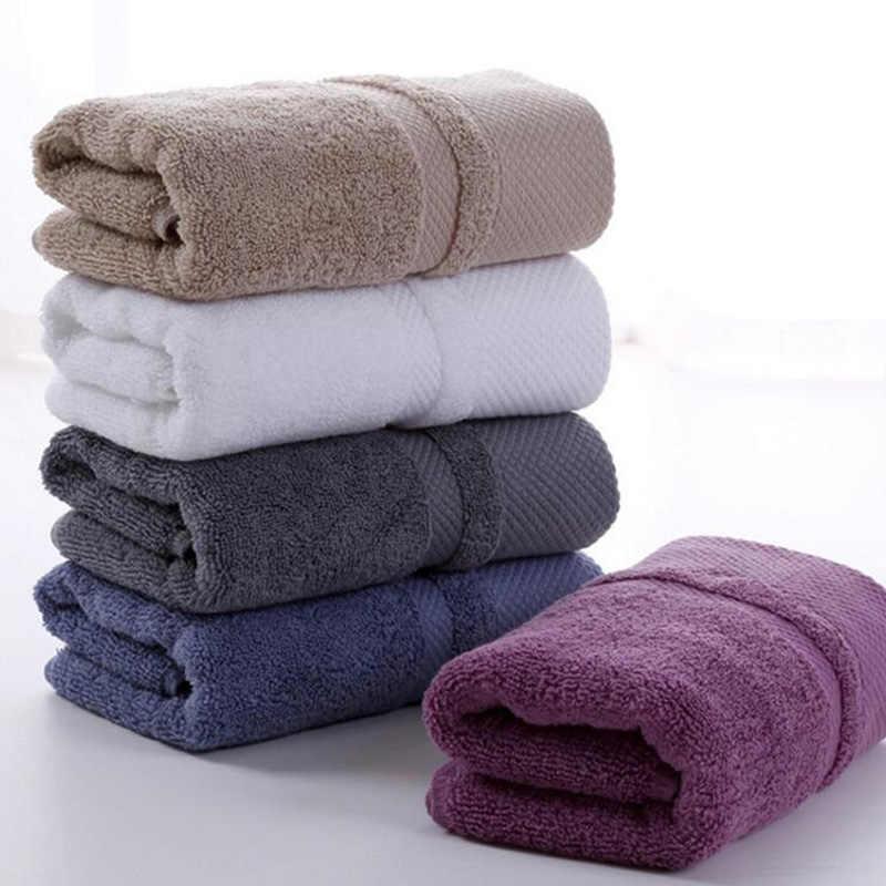 Premium 3 Pcs Towel Set Grey Bath Towels Hand Towels Washcloths