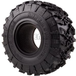 "Image 3 - NEW ENRON 4P 2.2"" Super Swamper Rocks 132MM Tyre Tires For RC 1/10 Climbing Rock Crawler 1:10  RR10 Wraith TRX 4 TRX4 KM2 YETI"