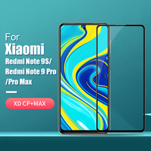 Redmi Note 9s glass screen for xiaomi redmi note 8 pro Glass Screen Protector NILLKIN 9H redmi note 8 Tempered Glass Protector cheap Front Film Mobile Phone