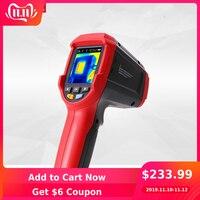 UNI-T UTi80 caméra d'imagerie thermique thermomètre numérique imageur caméra infrarouge 4800 pixels haute résolution écran couleur