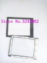 2 قطعة/جديد شاشة خارجية زجاج النافذة جزء لسوني DSC HX200V HX200V A77 A65 A57 HX200 كاميرا استبدال