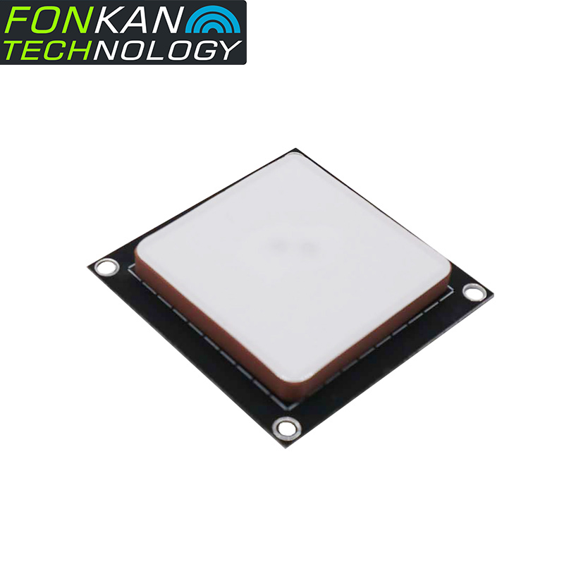 FONKAN 865-928MHz UHF RFID Small Size 3dBi Ceramic Antenna 40*50mm