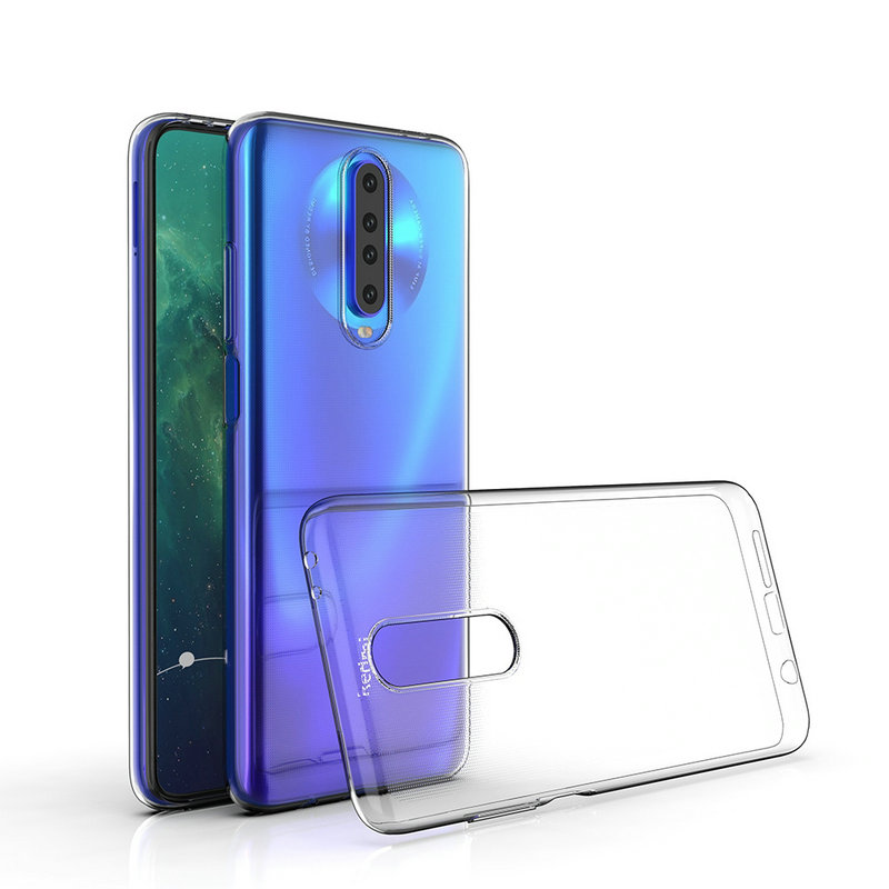 Transparent Silicon Case for <font><b>Xiaomi</b></font> <font><b>Redmi</b></font> <font><b>K30</b></font> 5G for <font><b>Xiaomi</b></font> Mi 9T Pro 6GB 64GB 8GB 128GB <font><b>256GB</b></font> Soft Phone Back Cover Case Capa image