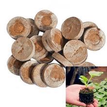 Garden-Tools Soil-Blocks Peat Pellets Plant-Seedling Greenhouse Starting Home-Gardening