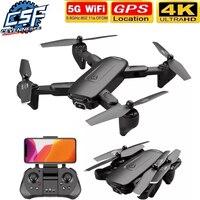 Dron F6 con cámara HD profesional, cuadricóptero con GPS, 4K, 5G, WiFi, FPV, vuelo 25 Min, helicóptero de control remoto, juguetes VS F10, novedad de 2021