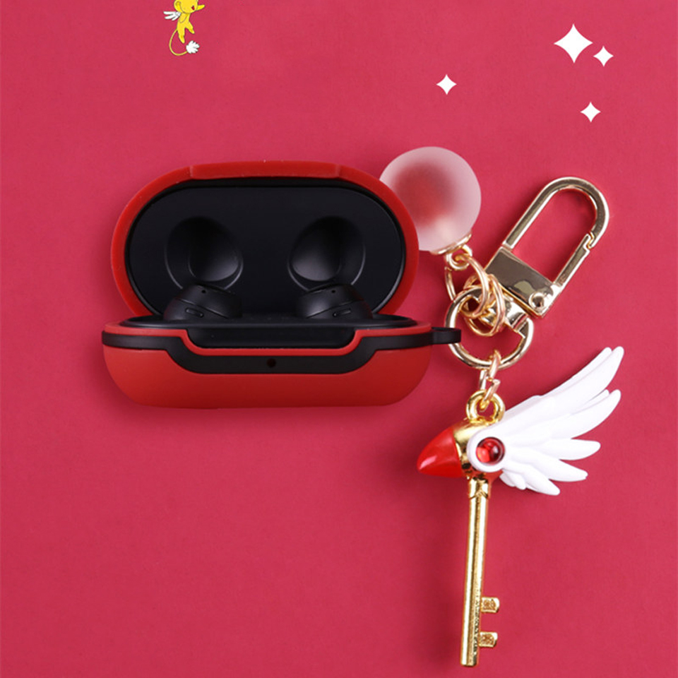 Luxury Silicon Cover For Samsung Galaxy Buds 2019/Buds+ Plus 2020 Case Charging Sleeve Bluetooth Earphone Protect Skin Decor New