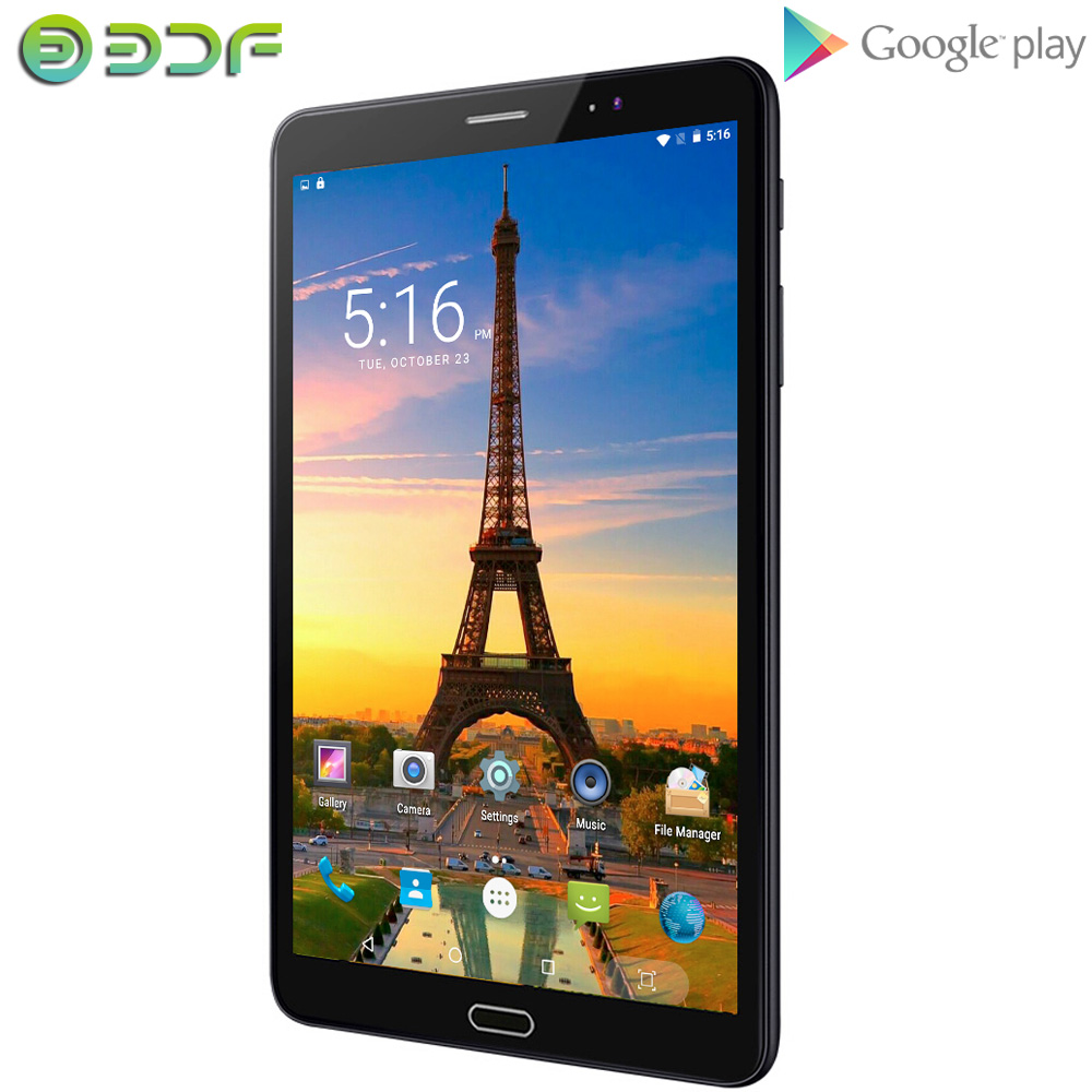 New 8 Inch Tablet Android 6.0 Tablet Pc 3G SIM Card Phone Call 1280*800 IPS MiNi Tablets 32GB ROM WiFi Bluetooth