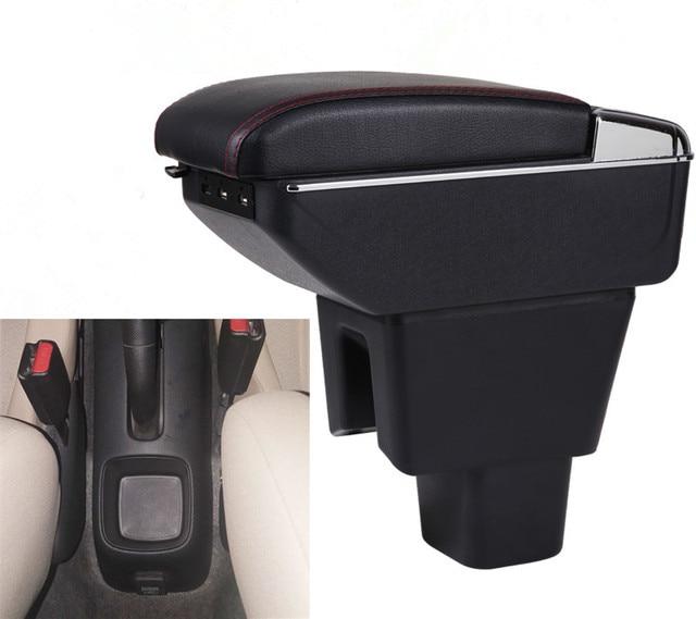 Автомобильный подлокотник для honda amaze автомобильные аксессуары