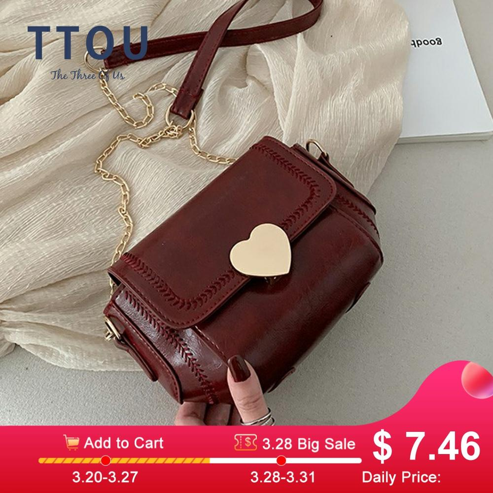 2020 High Quality Women Bag With Special Lock Chain Pu Leather Female Shoulder Messenger Bag Travel Fashion Lady Cross Body Bags