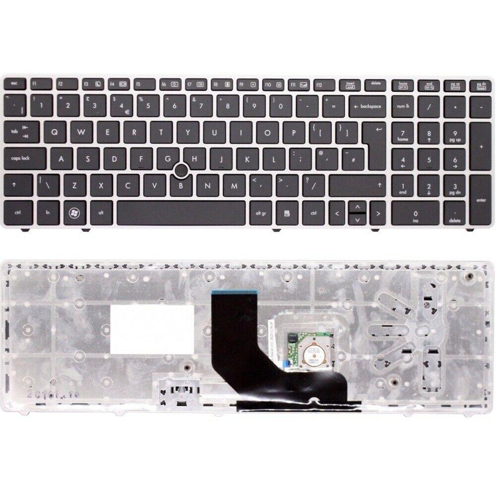 New Keyboard For HP ProBook 6560B EliteBook 8570P 8560P SP