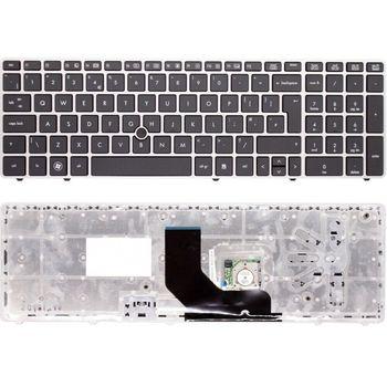 Nuevo teclado para HP ProBook 6560B EliteBook 8570P 8560P SP