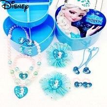 Encanto Collar Disney Frozen Elsa Anna Copo De Nieve Navidad Olaf Niñas Lindo Regalo