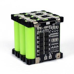 Image 3 - 12v 16.8v 25.2v 29.4vバッテリー18650電源銀行3s 4s 6s 7s電動自転車のバッテリー電気自動車スクーター30A 40A bms diyバッテリーパック