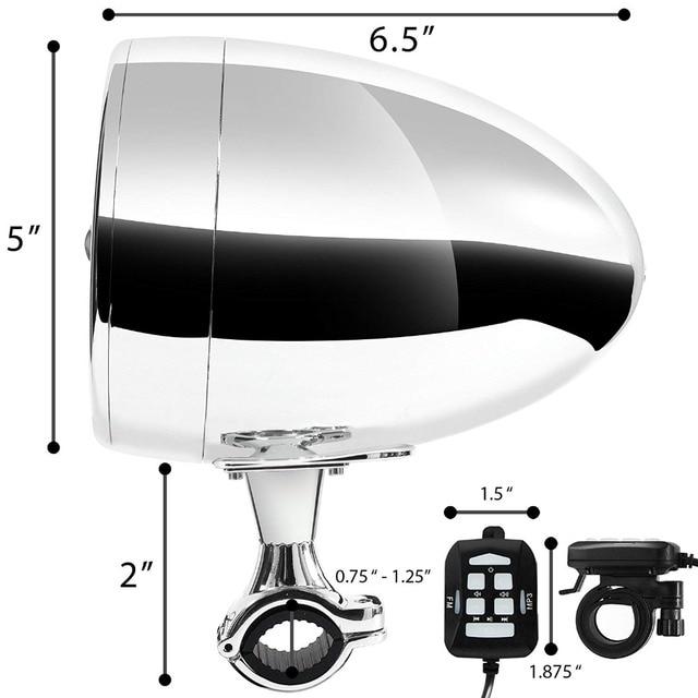 Bluetooth Waterproof Speaker System  4