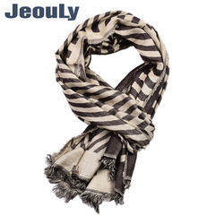 Winter Cotton And Sack Scarf Women Thick Warm Shawls Wraps Lady Solid Scarves Fashion Tassels Pashmina Blanket Quality Foulard
