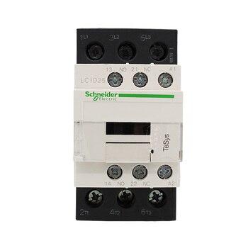 Schneider AC contactor LC1D25 LC1D32 LC1D38 B7C F7C M7C Q7C 24V 110V 220V 380V 1