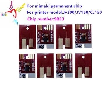 SB53 permanent chip for Mimaki Jv300/JV150/CJ150 printer permanent chip SB53 Compatible for Mimaki printer Jv300 JV150 CJ150