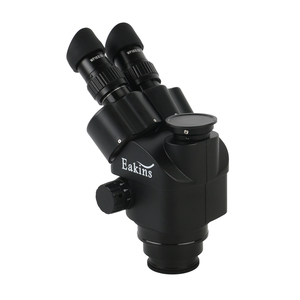 Image 4 - 3.5 90X Continuous Zoom Simul Focal Trinocular Stereo Microscope 36MP Camera Vidoe C Mount Adapter Phone PCB Soldering Repair