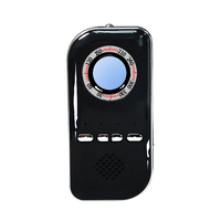 Anti Spy Lost Theft Camera Finder 5 in 1 Signal Detector Infrared Scanner Personal Security Alarm Sensor with Anti Fake Light