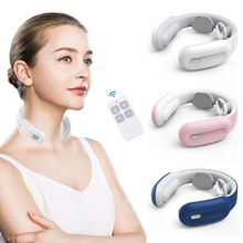Shoulder-Massager Health-Care Relief-Tool Relaxation Cervical Pain Electric-Neck Smart